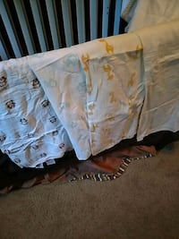Asen and Anais swaddle blanket set West Mifflin, 15122
