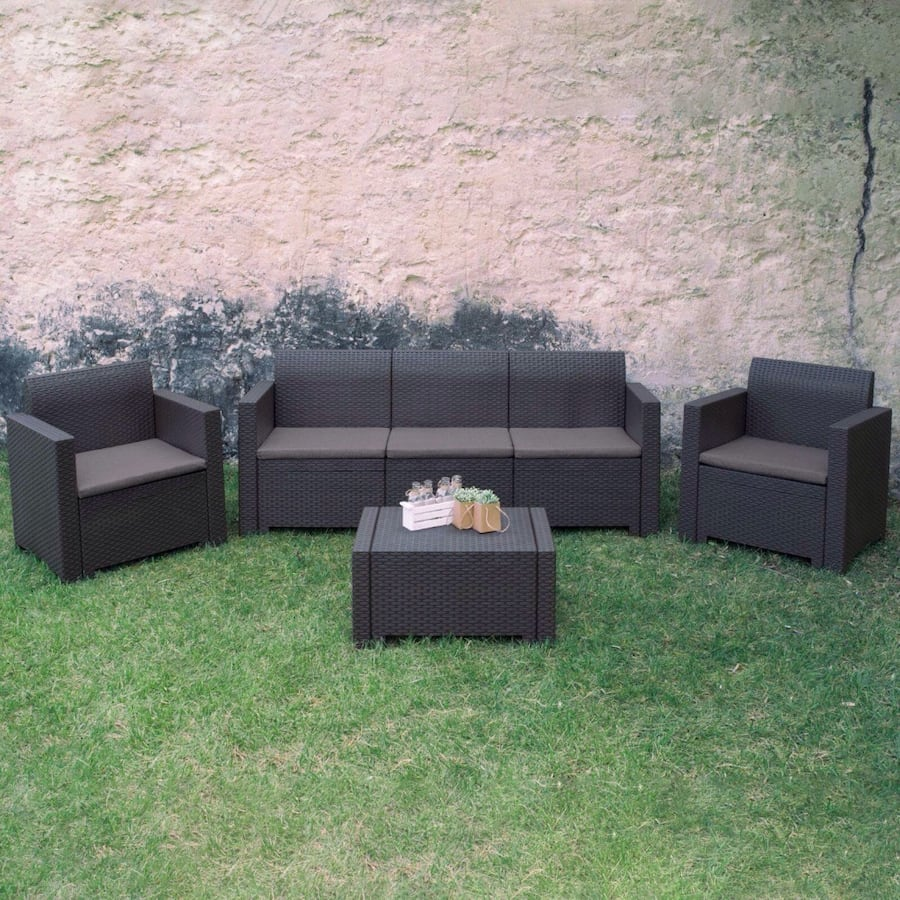 Outdoor Patio furniture Outdoor conversation sets & Patio Dining Sets