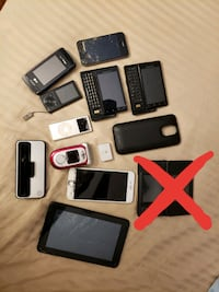 Phones/ iPods/tablets