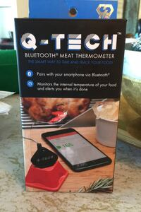 Bluetooth Meat/Turkey Thermometer Toronto, M1R 3A6