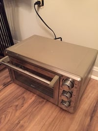 Oster Stainless Toaster Oven