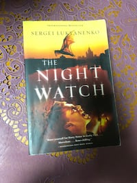 The Night Watch - İngilizce Roman