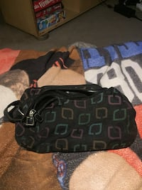 Black Purse With A Colorful Design Dundalk, 21222