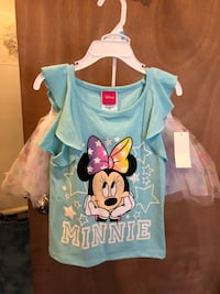 2 Piece Minnie Tutu Set-Size 5 Rockville, 20853