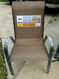 New Outdoor Chairs. Purchase 4 $80.00 Mount Juliet, 37122