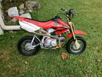 Crf50 Honda dirt bike with 108cc stroker Coral Springs, 33065