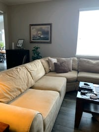 Used Furniture Comes With Couches Coffee Table Pillows