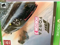 Xbox one Forza unopened game Falls Church