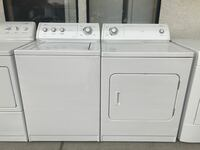 Whirlpool top load washer & electric dryer-FREE DELIVERY  2356 mi