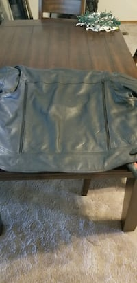 Brand new leather riding jacket