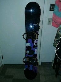 Burton Feather snowboard with bindings Newmarket, 03857