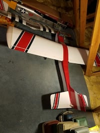 Two gas  RC Airplanes  Hesperia, 92345