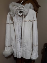 Fur Winter Coat 2X Size Brampton, L6P 2N6