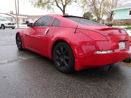 2004 Nissan 350Z Enthusiast AT