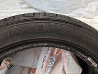 "4 all season tires by ""fallen"" Langley, V1M"