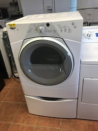Whirlpool Front Load Dryer 1 Year Warranty  San Antonio, 78239