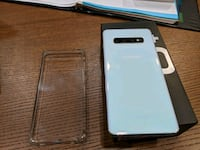 128GB Samsung S10 Plus Prism White Mississauga, L5L