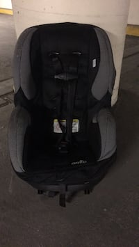 baby's black and gray car seat Montréal, H3Z 3B8