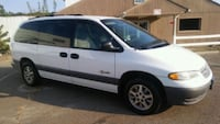 1997 Plymouth Grand Voyager~Runs Excellent~Clean Brandywine