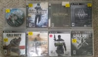 PS3 GAMES (NOT FREE) READ POST Houston, 77034