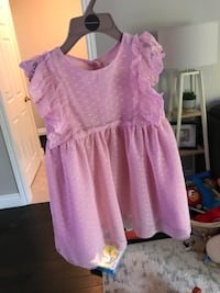 Toddler girl dresses, 18-24 months Burlington