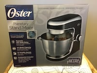 Oster planetary stand mixer (new in box)