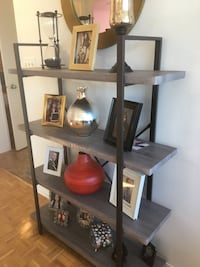 Negotiable,  ultra modern 4 tier display unit mint condition
