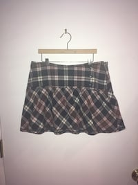 Plaid Skirt  Arlington
