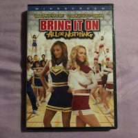 BRING IT ON: All or Nothing DVD Linden
