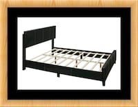 Queen bed platform bed with mattress Bowie, 20720