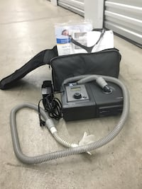 black and gray canister vacuum cleaner Vallejo, 94591