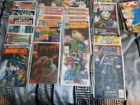 assorted Marvel comic book collection Victoria, V8Y 1E8