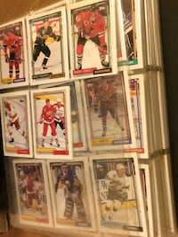 Hockey Baseball cards Vancouver, V5T 1L3