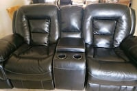 Dual Recliner & Reclining 3-seat Couch Las Vegas, 89108