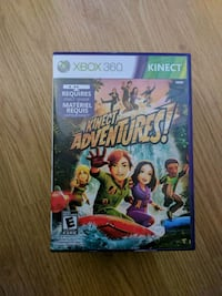 Xbox 360 Kinect adventures! Vancouver, V5S 2X7