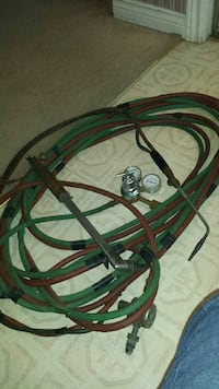 Oxy-acetylene hoses and torches  Cambridge, N1T 1J8