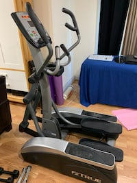 Awesome elliptical with good running motion - not the cheap stuff. Woodstock, 21163