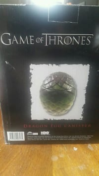Game of Thrones egg canister Gary, 46402