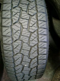 275-55-20 Hankook Dyna Pro Tires Prince George's County, 20746