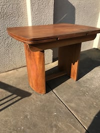 Brown wooden table Vacaville, 95687