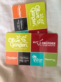 Darden gift cards Pickerington
