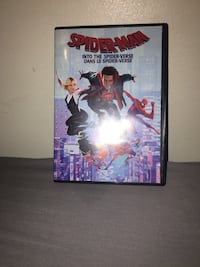 Spiderman into the spider verse movie New Westminster, V3L 2C2