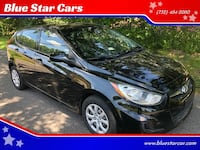 Hyundai-Accent-2012 Jamesburg