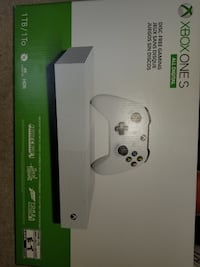 Xbox ONE S 1TB all digital . unopened. seal is still intact  Mississauga