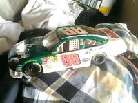 green and white RC car West Monroe