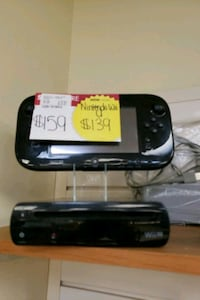 Nintendo Wii U Youngstown, 44502