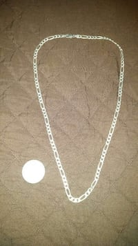 """30"""" sterling silver chain"""