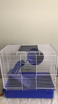 white and blue pet cage Fairfax, 22030