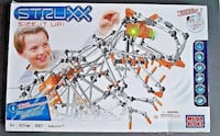 Mega Bloks Struxx Robotrixx Model#6001 NEW!  Impressive, large scale builds Gear box, motor and wire system for sound (3 types), movement, motion sensor and light-up eyes Compatible with building blocks for intricate designs Multiple building possibilitie Toronto