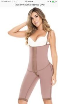 women's brown halter top and black pants Holmes, 12531